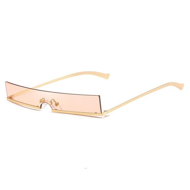 Sass in all shapes Sunglasses-Pink
