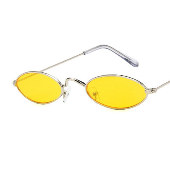 Ready Set Sass Sunglasses - Yellow