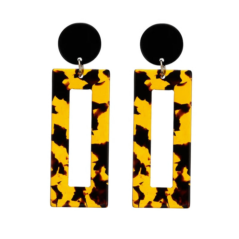 Wildest Fantasy Drop Earrings
