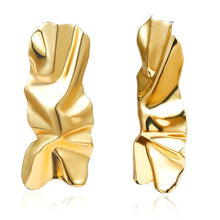 Load image into Gallery viewer, Irregular Sass Earrings - Gold