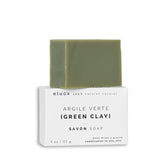 {GREEN CLAY} Soap Combination / Oily Skin| Savon {ARGILE VERTE} Peau Mixte / Grasse