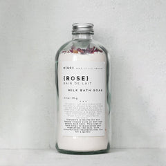 {ROSE} Milk Bath Soak™| {ROSE} Bain de Lait™