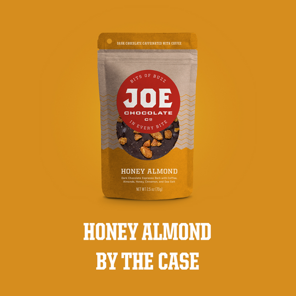 Case of Honey Almond (12-Bags)