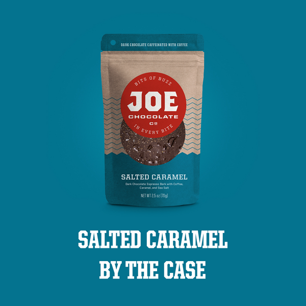 Case of Salted Caramel (12-Bags)