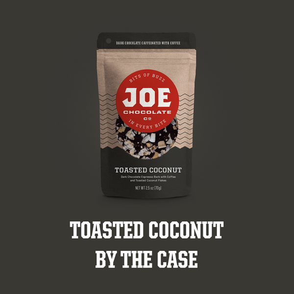 Case of Toasted Coconut (12-Bags)