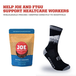 Choc & Socks for Healthcare Workers