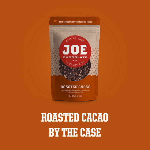 Case of Roasted Cacao (12-Bags)
