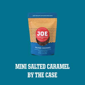 Case of Mini Salted Caramel (25-Bags)