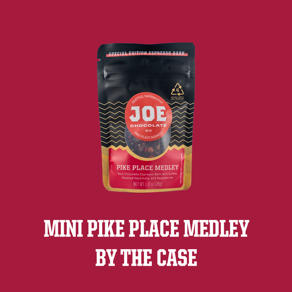 Case of Mini Pike Place Medley (25-Bags)