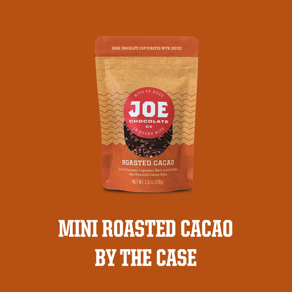 Case of Mini Roasted Cacao (25-Bags)