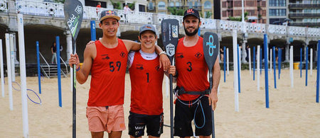 The EuroTour Week 6: San Sebastian, Spain - Michael Booth Is Unstoppable and Olivia Piana Beats Honnscheid