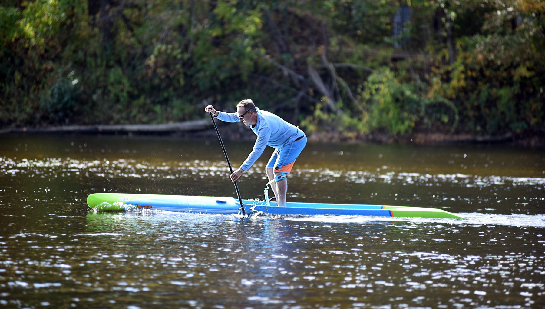 2019 NSP Carolina Stand Up Paddleboard Review