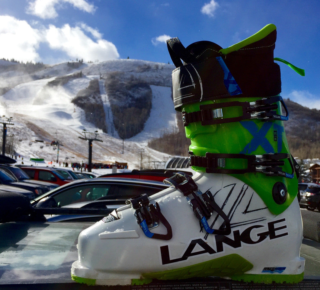 Lange XT-130 Ski Boot Review