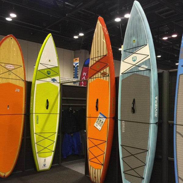 "The Riviera Paddlesurf Voyager 12'6"" - The Best SUP in its Class"