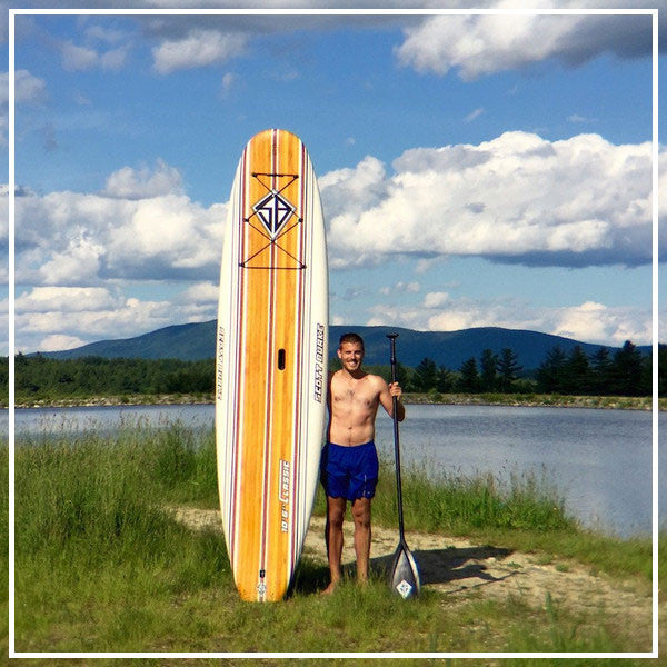 Scott Burke SUP Stand Up Paddleboards