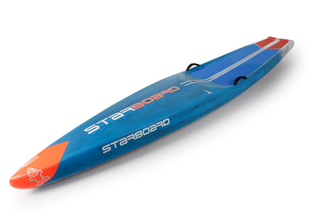 Starboard All Star Race 14' bow angle