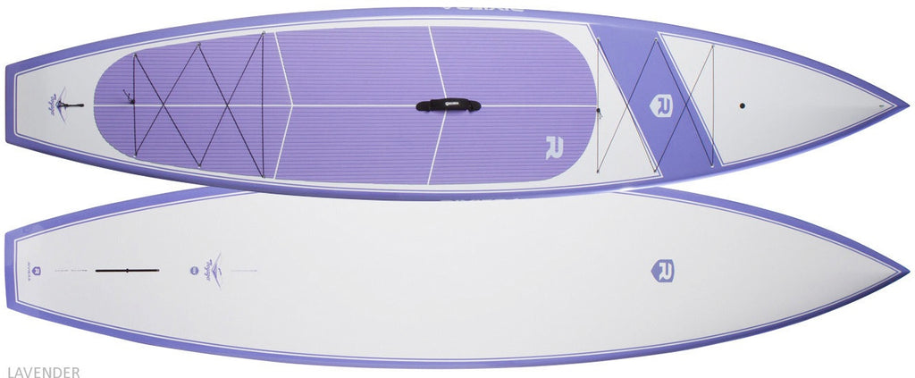 "riviera paddlesurf voyager 12'6"" in lavender"