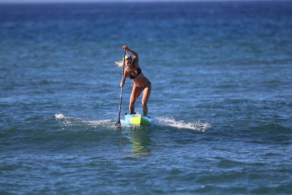 Annie Reickert NSP Performance Stand Up Paddle Boards 2
