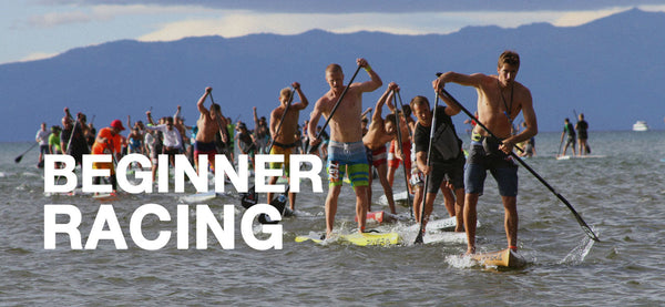 beginner and intermediate stand up paddle boarding
