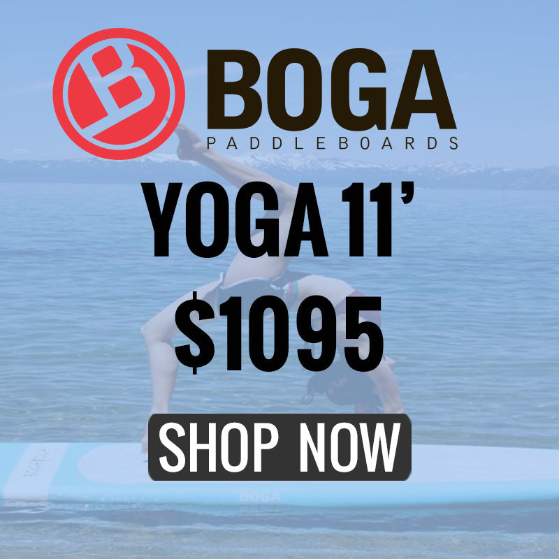 boga yoga stand up paddle board 11 foot
