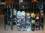 used burton snowboard equipment