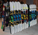 used burton snowboard gear center