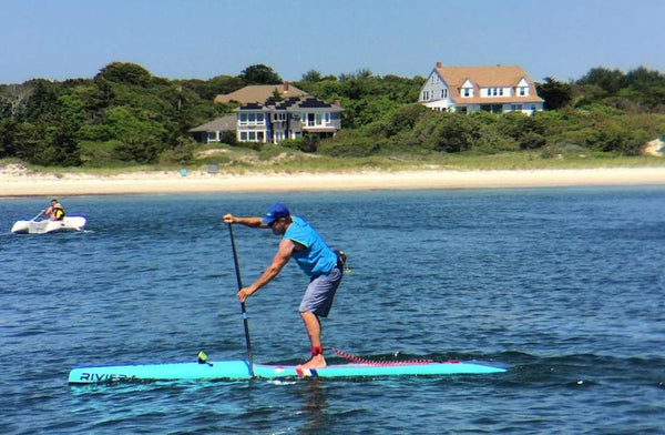 jonathan bischof race training in cape cod