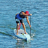 jonathan bischof stand up paddleboard racing