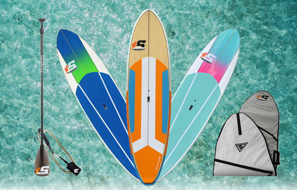 ecs inception stand up paddle board collection