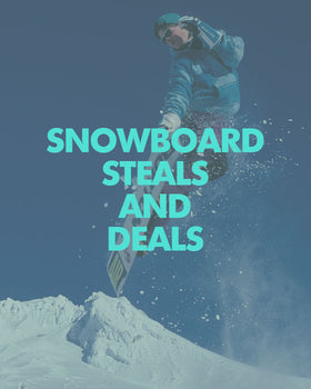 snowboard steals and deals