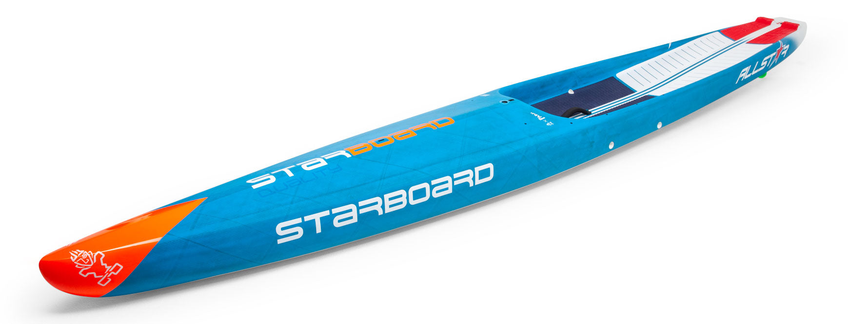 2022 starboard all star 14' side view