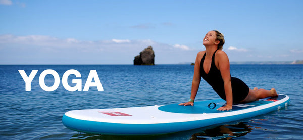 stand up paddle yoga lessons
