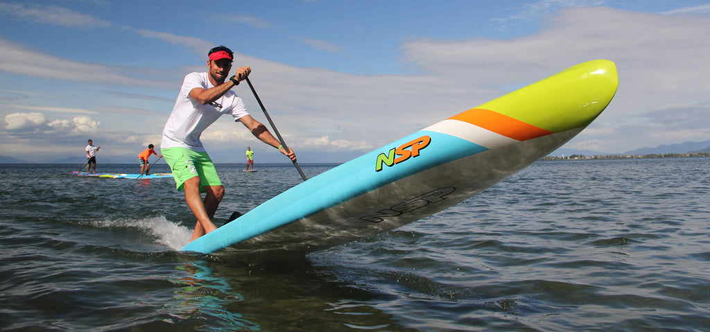 Titouan Puyo NSP Performance Stand Up Paddle Boards 1