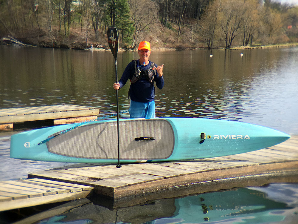 racing stand up paddleboards in vermont