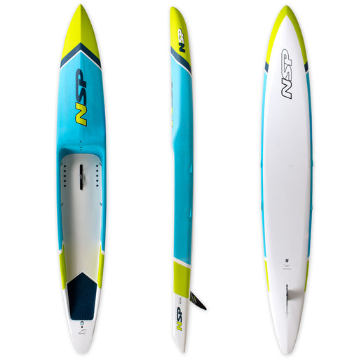 NSP Sonic Pro Carbon 14' Stand Up Paddleboard 2021