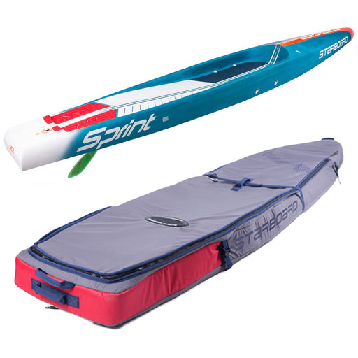 Starboard Sprint 14' Stand Up Paddle Board 2021 with board bag