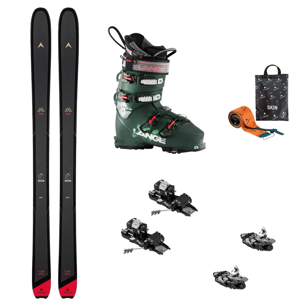 Dynastar M-Pro 99 W Ski Touring Package 2021