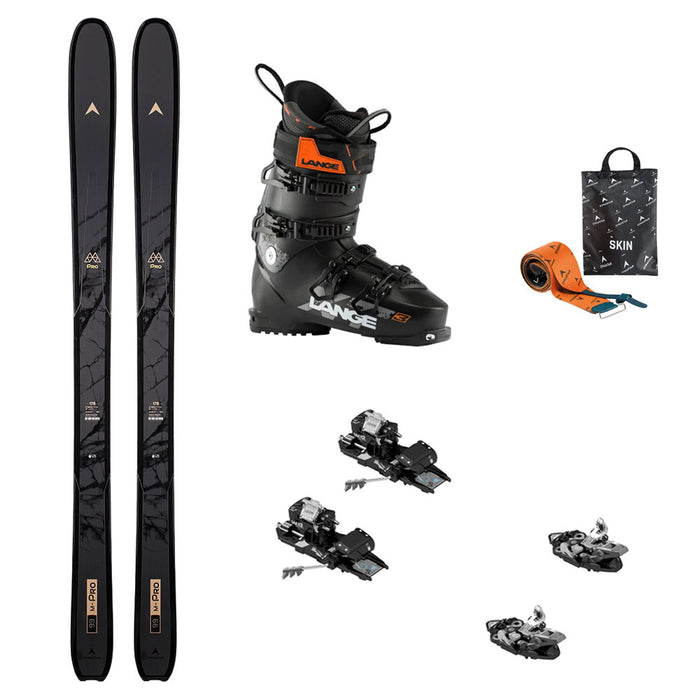 Dynastar M-Pro 99 Ski Touring Package 2021