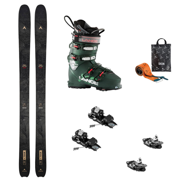Dynastar M-Tour 99 Ski Touring Package 2021