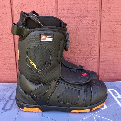 Head BOA Snowboard Boot Men's - USED side