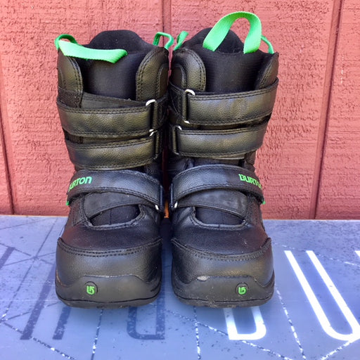 Burton Progression Velcro Snowboard Boot Kid's - USED front