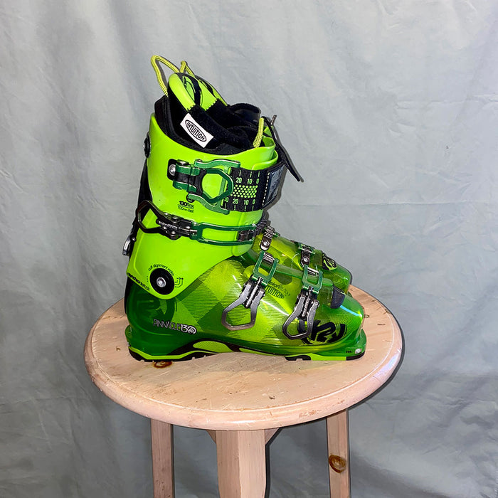 K2 Pinnacle 130 Touring Ski Boots - USED