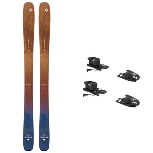 Blizzard Sheeva Team Kids Skis w/ Look NX 7 GW Bindings