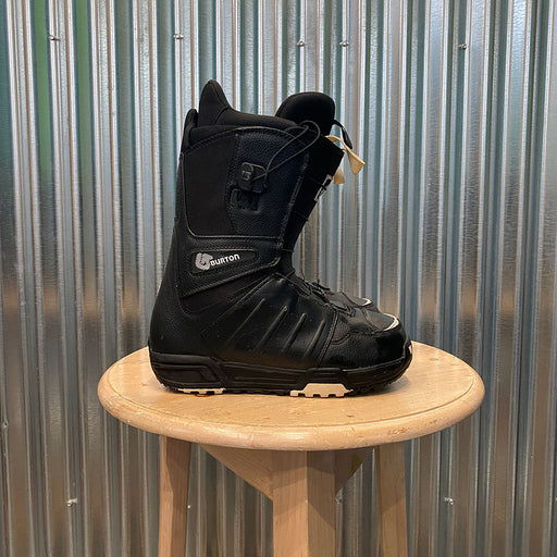 Burton Quicklace Snowboard Boot Men's - USED