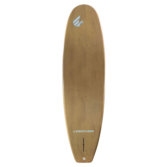 "ECS Limitless 11'4"" Stand Up Paddleboard 2021 Bottom"