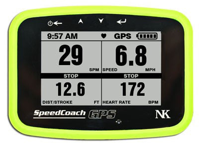 SpeedCoach GPS - Model 2
