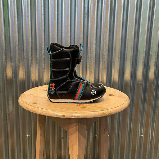 K2 Mini Turbo BOA Snowboard Boot Kid's - USED