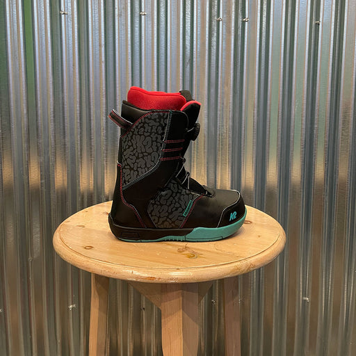 K2 BOA Snowboard Boot Kid's - USED