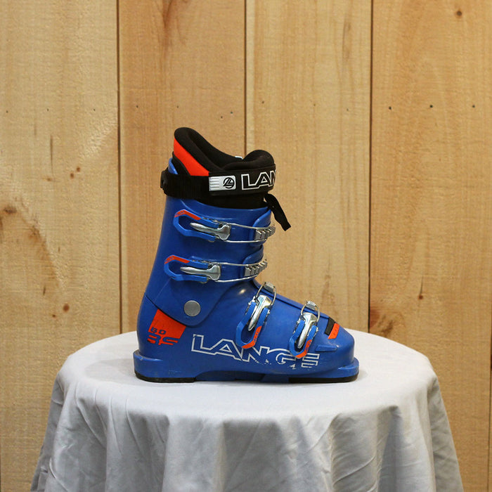 Lange RSJ 60 Kids Ski Boot - USED