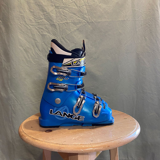 Lange RSJ 60 Kid's Ski Boot - USED